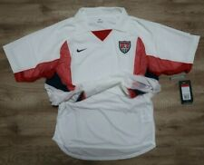 SALE USA America 100% Authentic Soccer Jersey L 2002/2003 Player Issue