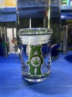 Care Bears Glass Stash Jar Apothecary Prescription Weed Smell Proof