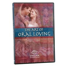 Better Sex Video Guide: The Art Of Oral Loving DVD Brand New!!!