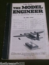 MODEL ENGINEER - SUNDERLAND FLYING BOAT - SEPT 28 1944 VOL 91 #2264