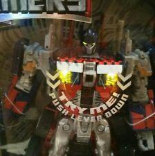 Transformers Movie Premium Series Leader Class Optimus Prime