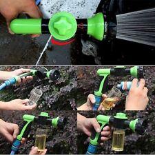 Adjustable Foam Garden Watering Foaming Car Washing Sprayer Nozzle Spary Gun