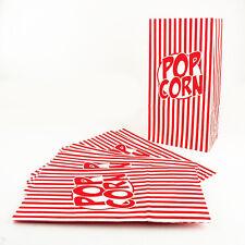 Confezione di 10 x POPCORN trattare BOX-stile caselle Favore Partito Carta Bottino Sacchetti