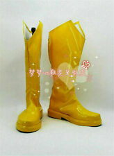 NEW The Flash Luka Cosplay shoes boots Custom-Made Free shipping FF.015