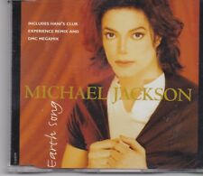 Michael Jackson-Earth Song cd maxi single