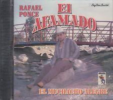 RAFAEL PONCE EL AFAMADO EM MUCHACHO ALEGRE CD NUEVO SEALED