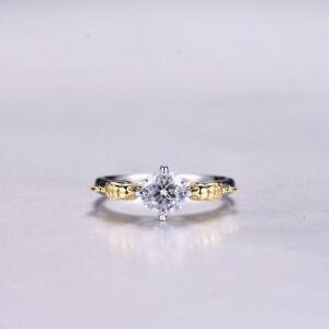Pikapika Crystal Ring Women Engagement Ring