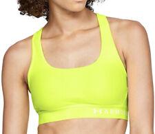 NWT Women's Under Armour Crossback Medium-Impact Sports Bra L MSRP $35
