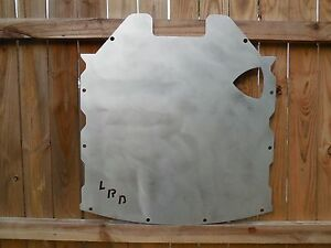 LRB Speed RX-8 RX8 Mazda Cooling Panel Belly Pan Under Tray Slash Guard Rotary
