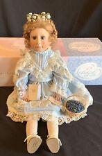 Lee Middleton Original Doll Serenity Berries & Bows 1992 Vinyl Sign 316/1500 23�