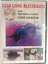 "CLINT LOCKLEAR ""Year Long Blitzkrieg"" TRAPPING DVD"