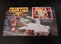 Magic Magician Las Vegas Nevada Beyond Belief Frontier Hotel Siegfried Roy Motel