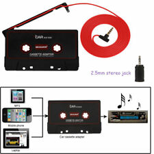 Adapter Kasette für iPhone MP3 CD Radio Autoradio Kasettenadapter Kassette Radio