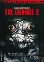 The Grudge 2 (2006 Amber Tamblyn) (Directors Cut, Unrated) DVD NEW