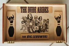 The Big Lebowski Movie Handmade Wooden Home Wall Decor