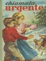 Call Urgent Tora Pyhl Salani 1954 Biblioteca Of Flowergirl