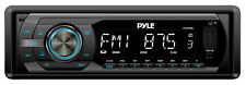 New Pyle PLR44MU In Dash MP3 USB SD AUX Car Receiver Stereo AM FM Radio & Remote