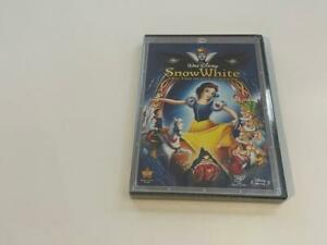 Snow White and the Seven Dwarfs (DVD, 2009, 3-Disc Set) NEW SEALED!
