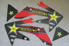 FX  ROCKSTAR  GRAPHICS HONDA CRF250R CRF250 2004-2009  & ALL YEARS  CRF250X