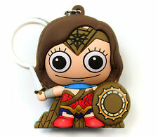 DC BATMAN V SUPERMAN 3D Figural Keyring Series WONDER WOMAN KEYCHAIN Blind Bag