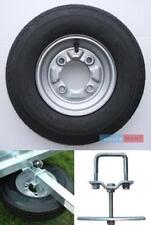 Trailer wheel 400 x 8, 4.80 / 4.00 x 8  Daxara 107, 127 Erde 121,122 and carrier