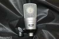 Black Friday Cyber Monday: KAM Crystal - Condenser Mic, Similar sound to TLM103