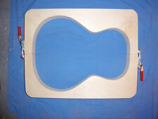 Gibson L  1 guitar mold for Luthiers building form