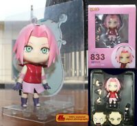 Anime Naruto Shippuden Sakura Haruno Big Head 833 Cute Action Figure Toy Gift