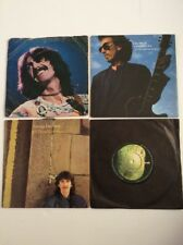George Harrison 4 Singles 3 P/S Give Me Love, You, Got My Mind, All Those Years