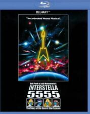 DAFT PUNK - INTERSTELLA 5555 NEW REGION B BLU-RAY