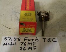 57 58  Ford T&C radio volume control NOS for  models 76MF & 86MF