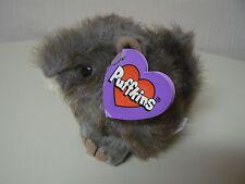 Puffkins Nutty by SWIBCO 6609 Plush Toy Sticker 1997