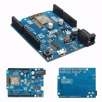ESP-12E Based ESP8266 Shield WIFI Development Board For Arduino UNO OTA WeMos D1
