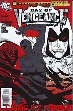 DAY OF VENGEANCE #2 (2005) DC COMICS