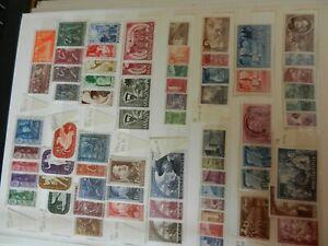 timbres hongrie neuf s:c de 1935 a 1972 etp.a de 1948 a 1970
