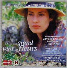 Dans un Grand Vent de Fleurs CD Julie Piétrie 1996