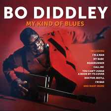 Bo Diddley MY KIND OF BLUES Best Of 21 Rockin' Blues Songs + 8 Live NEW 2 CD