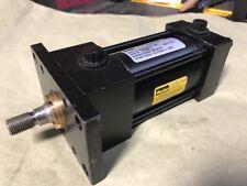 "NEW Parker 02.00 J2AU18A 2.250 Pneumatic Cylinder 2"" Bore 2.25"" Stroke 2A Series"