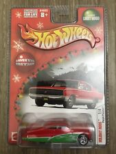 2004 Hot Wheels Holiday Edition Holiday Rods Purple Passion