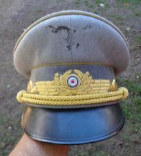 Luftwaffe Sommerschirmmütze für General g58