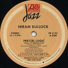 HIRAM BULLOCK Pretzel Logic (1987 U.S. Double Side A Promo 12inch)