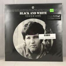 Tony Joe White - Black & White LP NEW IMPORT