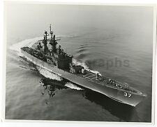 USS South Carolina - United States Navy - Vintage 8x10 Publication Photograph