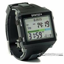 Spintso PRO Grau/Schwarz Schiedsrichteruhr Professional Watch