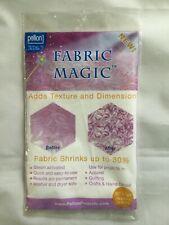 "Pellon Fabric Magic Shrinking Interfacing White 30""X1yd 075269050042"