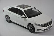 Volkswagen Sagitar Long-Wheelbase 2019 car model in scale 1:18 white