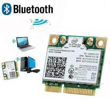For Intel 7260HMW Dual band wireless-AC 7260 867Mbps Hot 4.0 Wifi BT N3U8