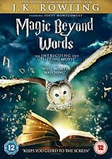 Magic Beyond Words (DVD) (NEW AND SEALED) (J.K. ROWLING) (REGION 2) (FREE POST)