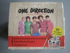 1-Case of 12 Boxes One Direction 2013 1D Cloth Adhesive Patches 24 Packs Per Box