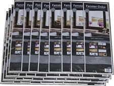 80 Artikel FENSTERDEKO Sichtschutz Restposten Sonderposten Lagerräumung UVP 399€